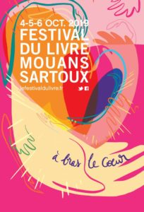Festival du Livre - Mouans-Sartoux @ Mouaus-Sartoux
